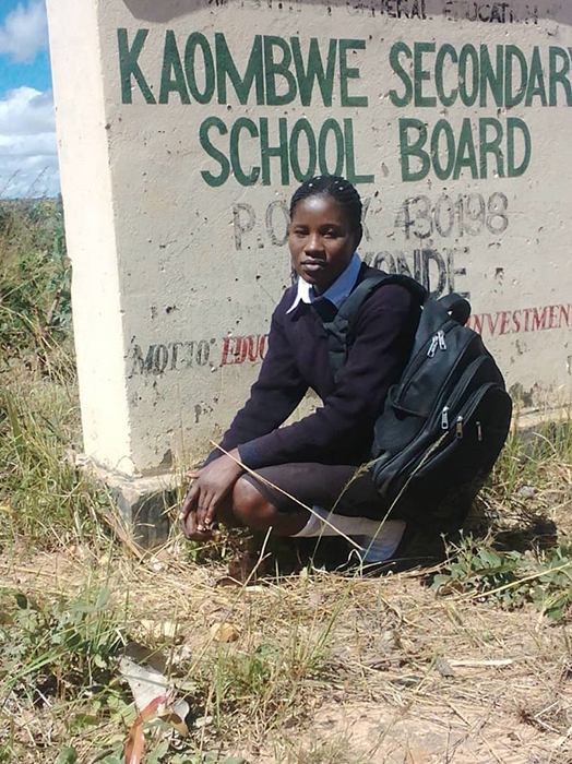 Supporting Access to Education for Girls in Zambia