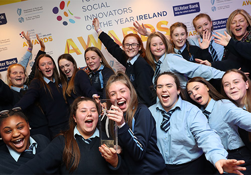 Young Social Innovators of the Year Awards 2018
