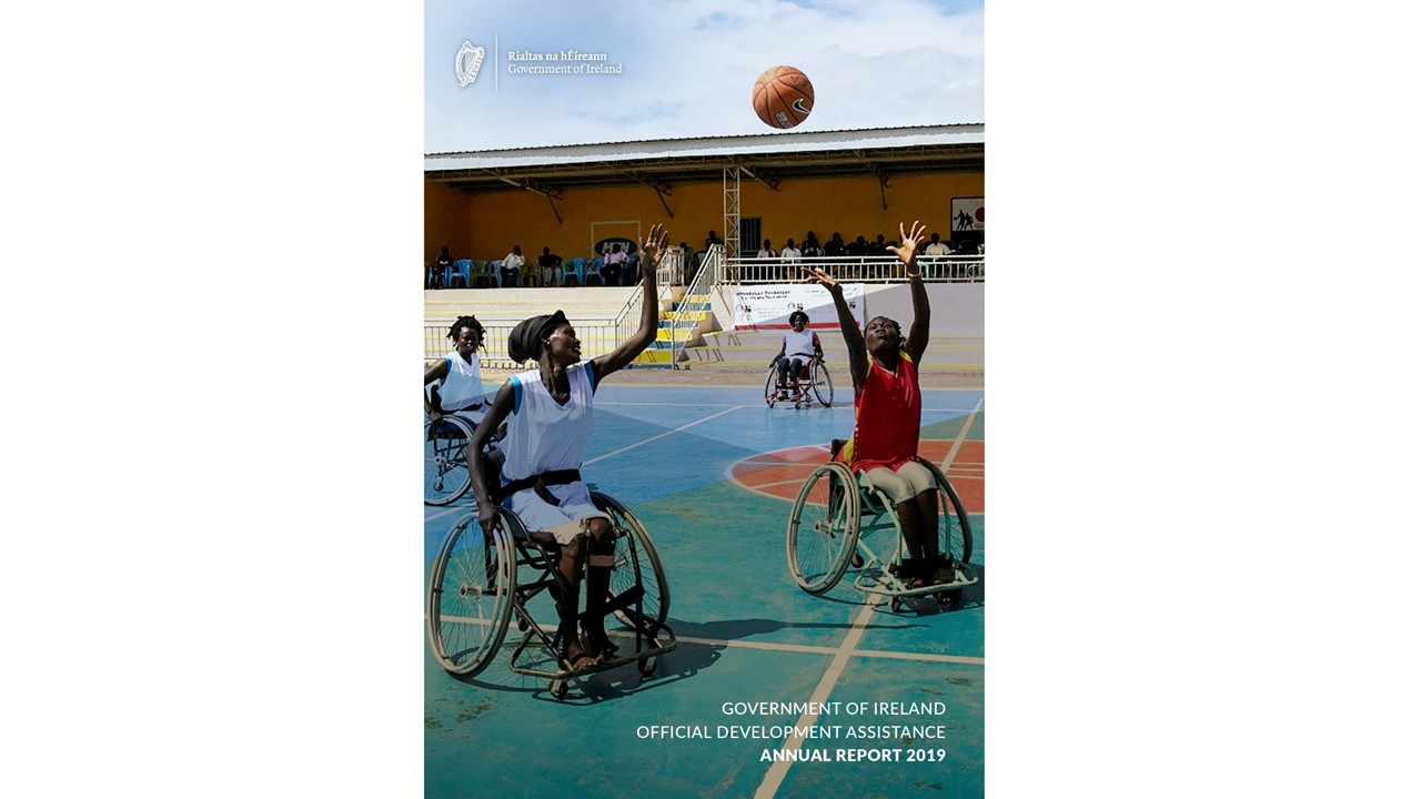 Ireland's Official Development Assistance Annual Report 2019