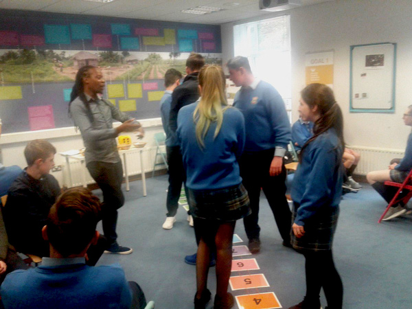 School Workshops by Irish Aid
